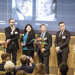3nine, uno de los cinco nominados finales en los premios de la Industria Inteligente